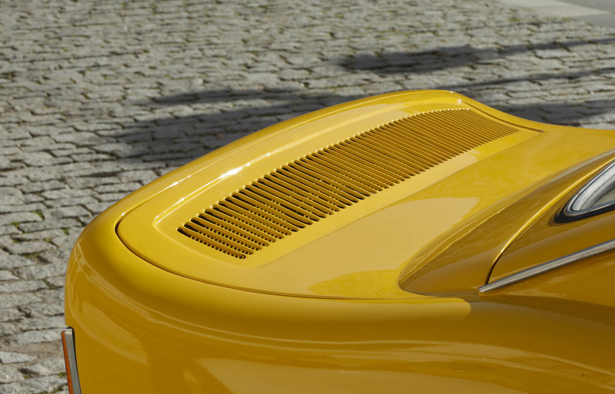 Renault 8 TS Coupé prototipo