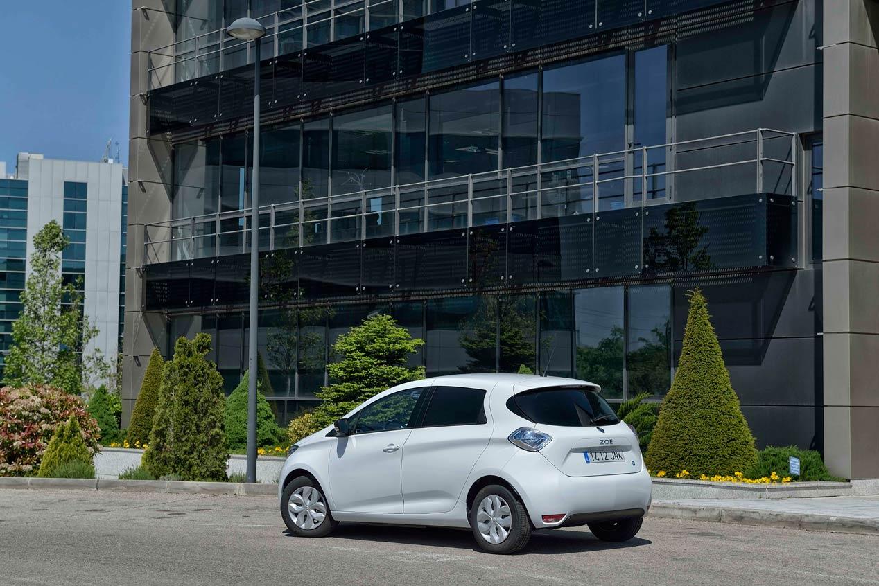 Renault Zoe Societé, el eléctrico de las empresas