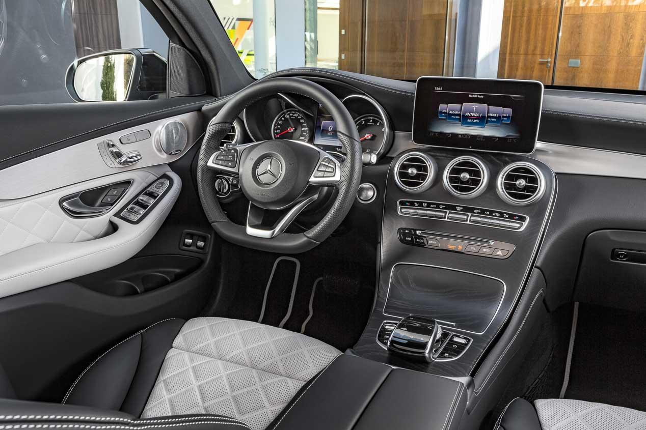 Mercedes SUV eléctrico en el Salón de París 2016
