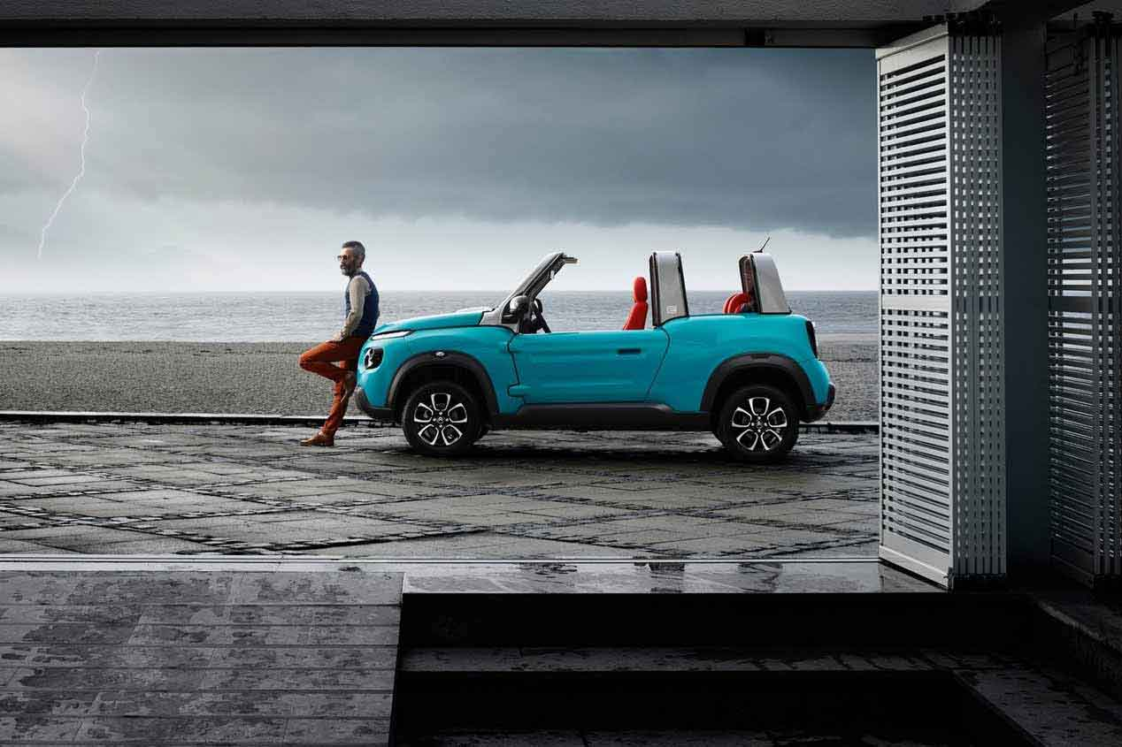 Formentera apuesta por el Citroën E-mehari