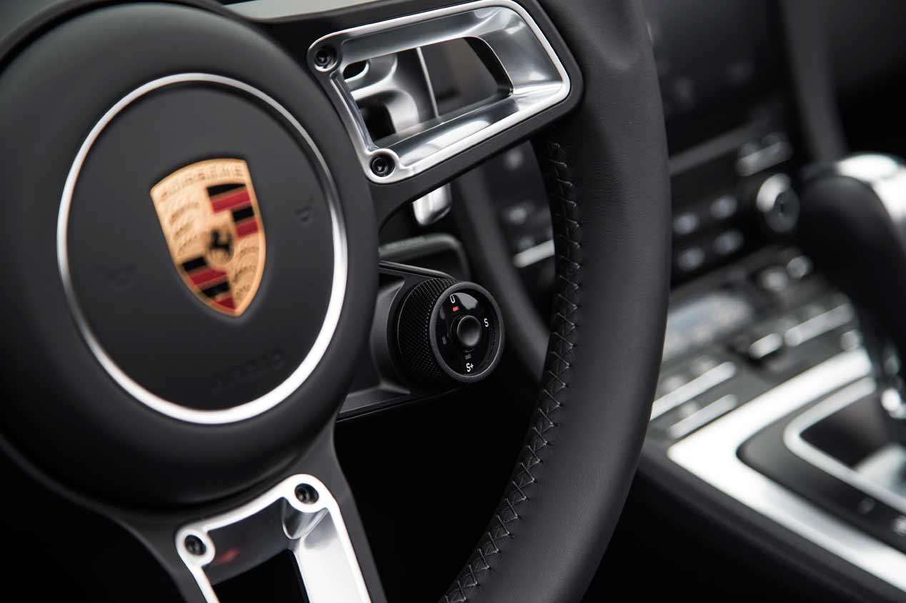 Probamos la aceleración del nuevo Porsche 718 Boxster PDK
