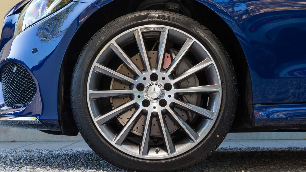 Mercedes Clase C Cabrio, apertura ininterrumpida