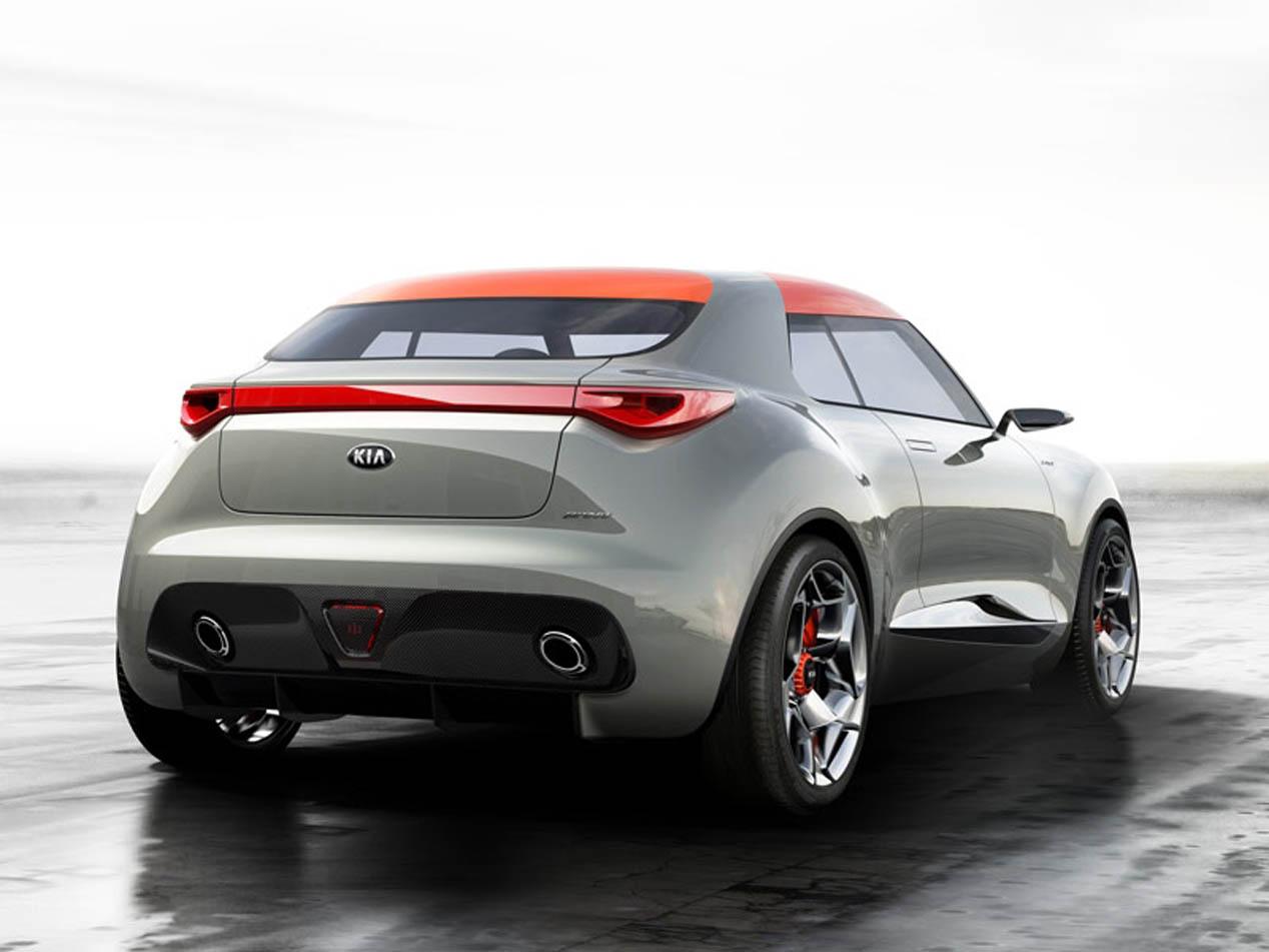 Kia mini Sportage, así podría ser
