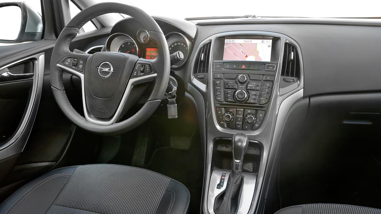 Opel Astra Sports Tourer 1.6 CDTi: primeras impresiones