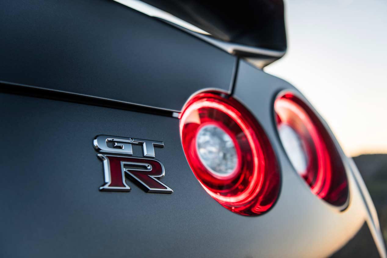 Probamos el nuevo Nissan GT-R en Spa-Francorchamps