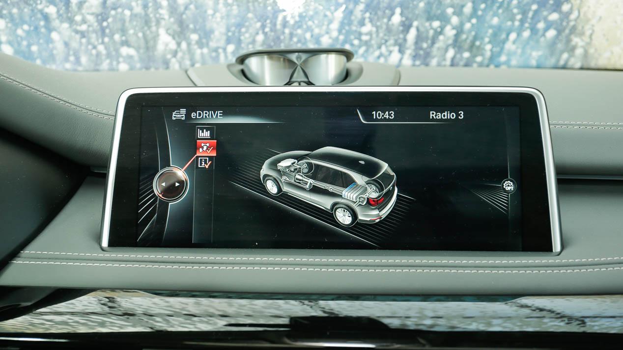 BMW X5 xDrive40e y Porsche Cayenne S E-Hybrid, híbridos enchufables