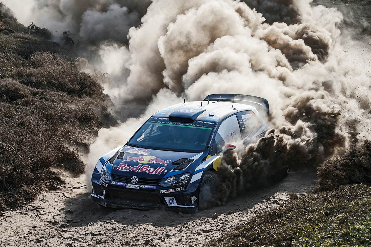 Rallye de Italia 2016: Neuville se desquita