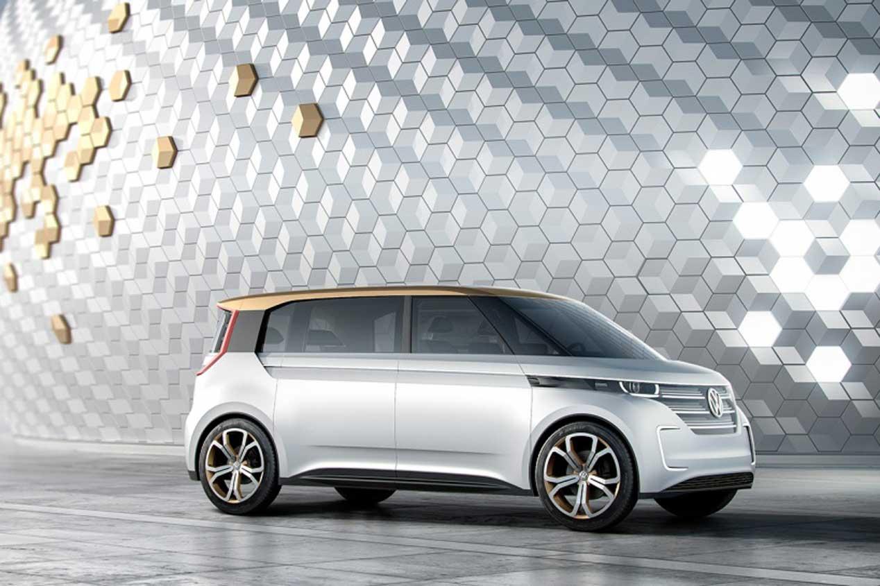 Volkswagen y su coche cien por cien eléctrico del Salón de París