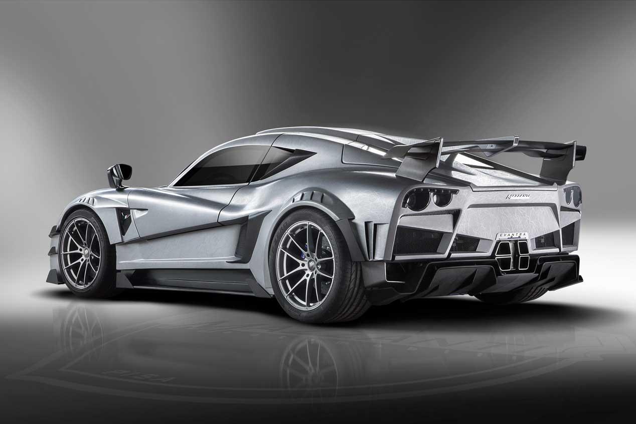 Mazzanti Evantra Millecavalli, el nuevo súper coche italiano