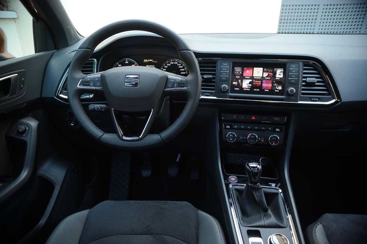 Duelo SUV: Seat Ateca frente a Volkswagen Tiguan