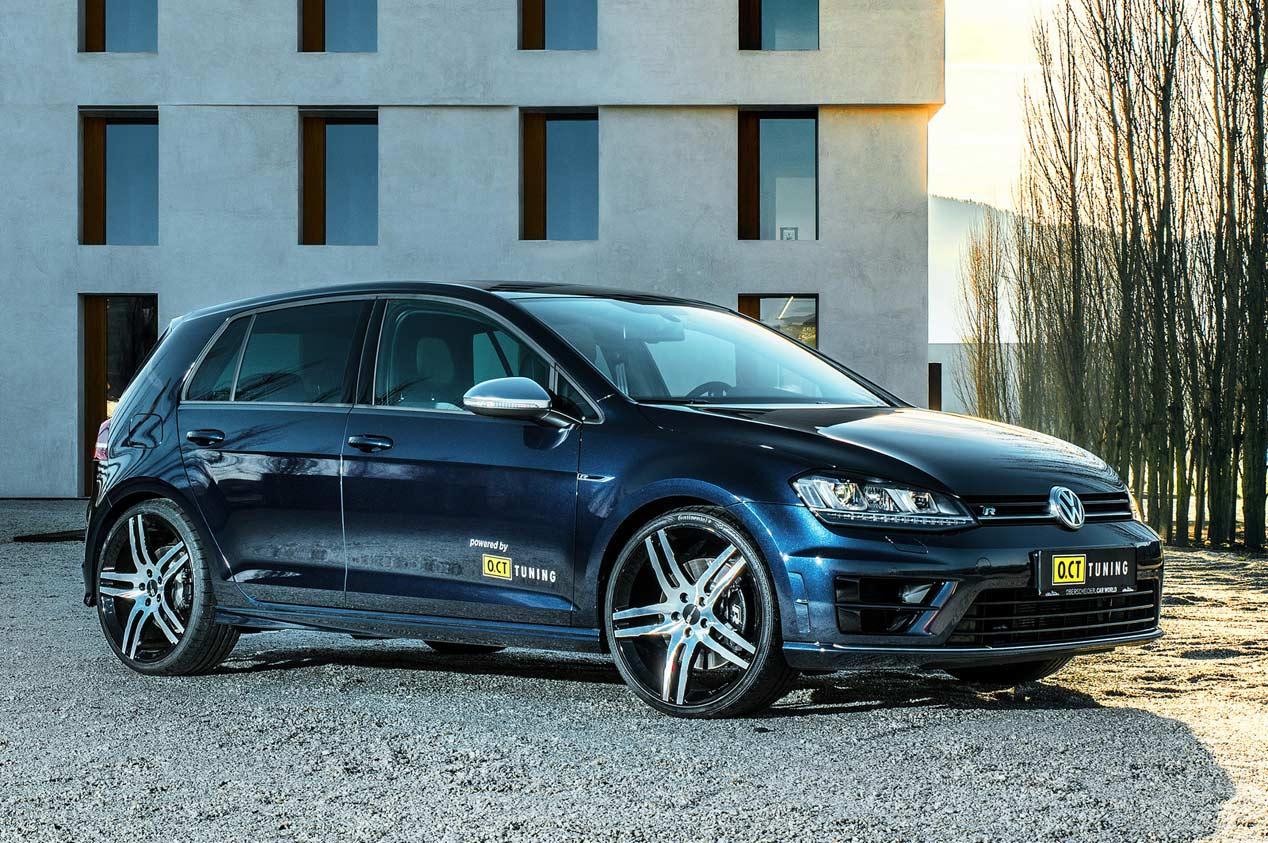 Volkswagen Golf R por O.CT Tuning, hasta los 450 CV