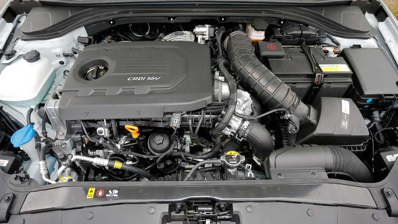 Probamos el nuevo Hyundai Elantra 1.6 CRDi