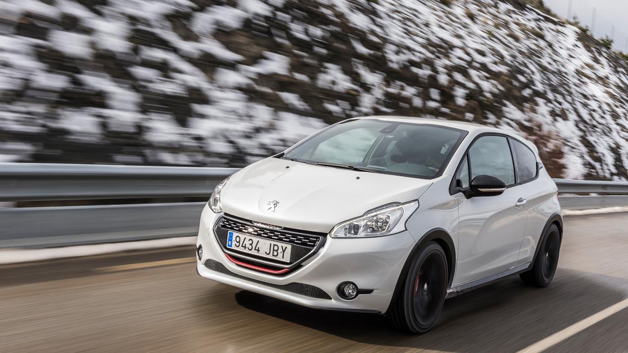 Gama GTi de Peugeot: coches deportivos con garra