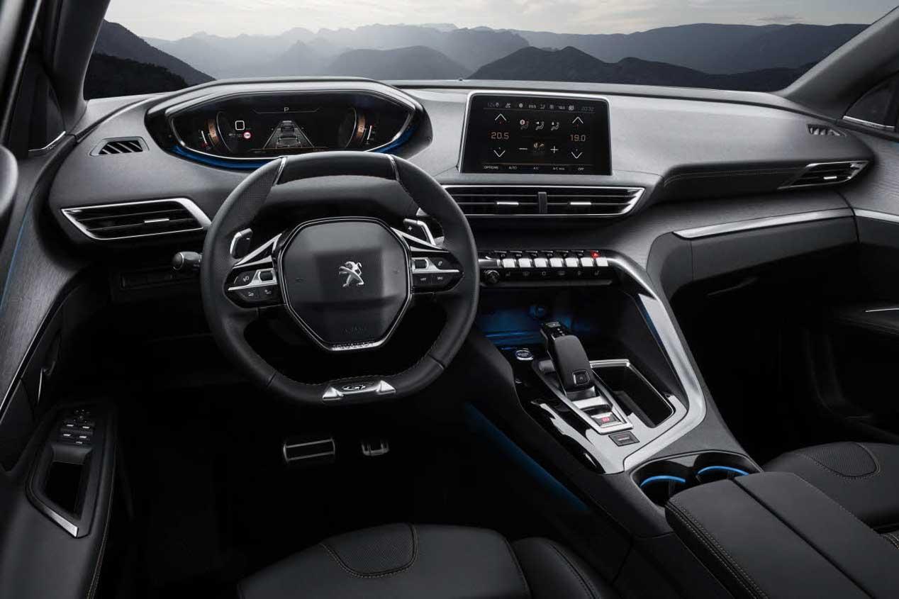 Peugeot 3008 GT, imágenes del SUV deportivo