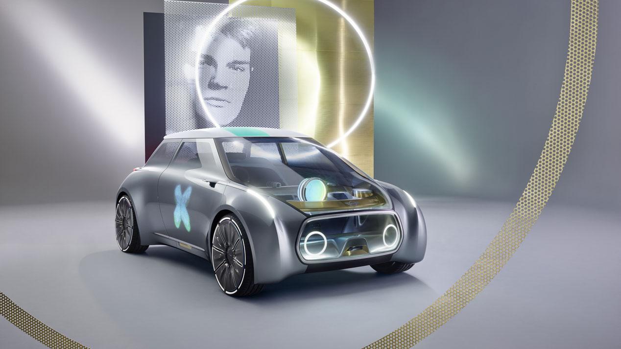 Mini Vision Next 100, el futuro de la movilidad