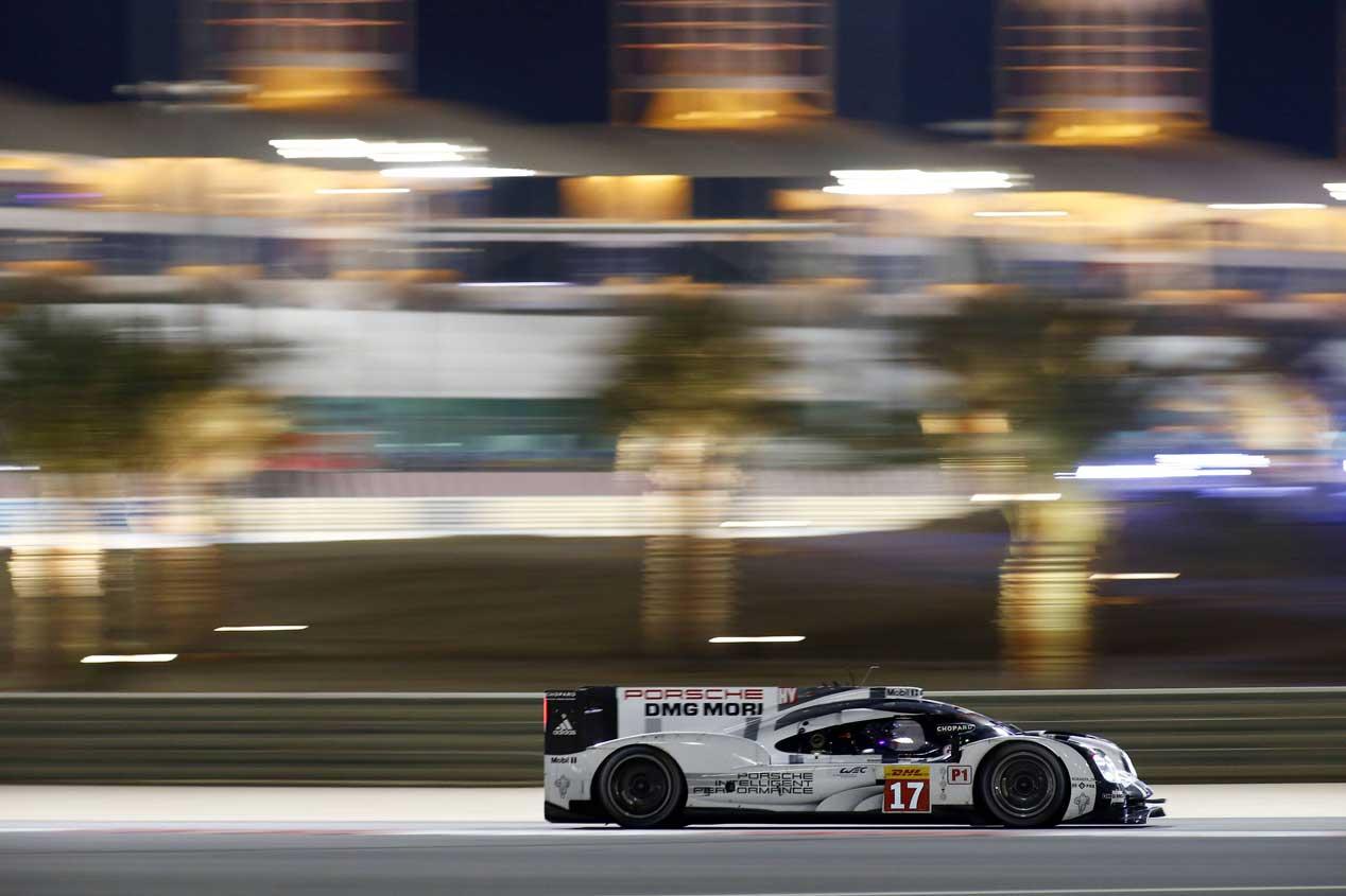 Duelo entre un Mercedes de Fórmula 1 o un Porsche 919 de Le Mans