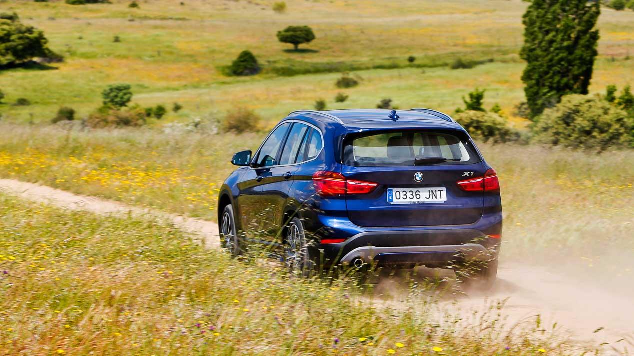 Comparativa: BMW X1, Mazda CX-5 y Volkswagen Tiguan