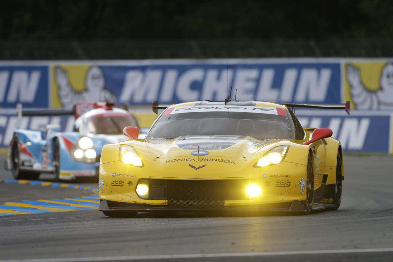 24 Horas de Le Mans 2016: la carrera
