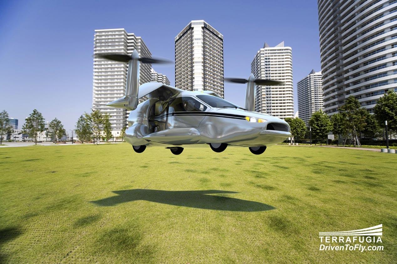 Coches voladores, cada vez más cerca de ser una realidad