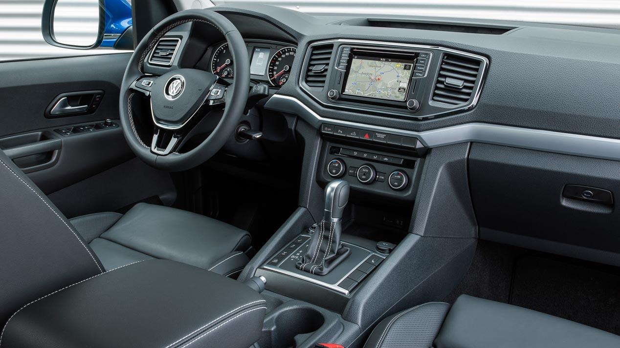 Así es el nuevo Volkswagen Amarok