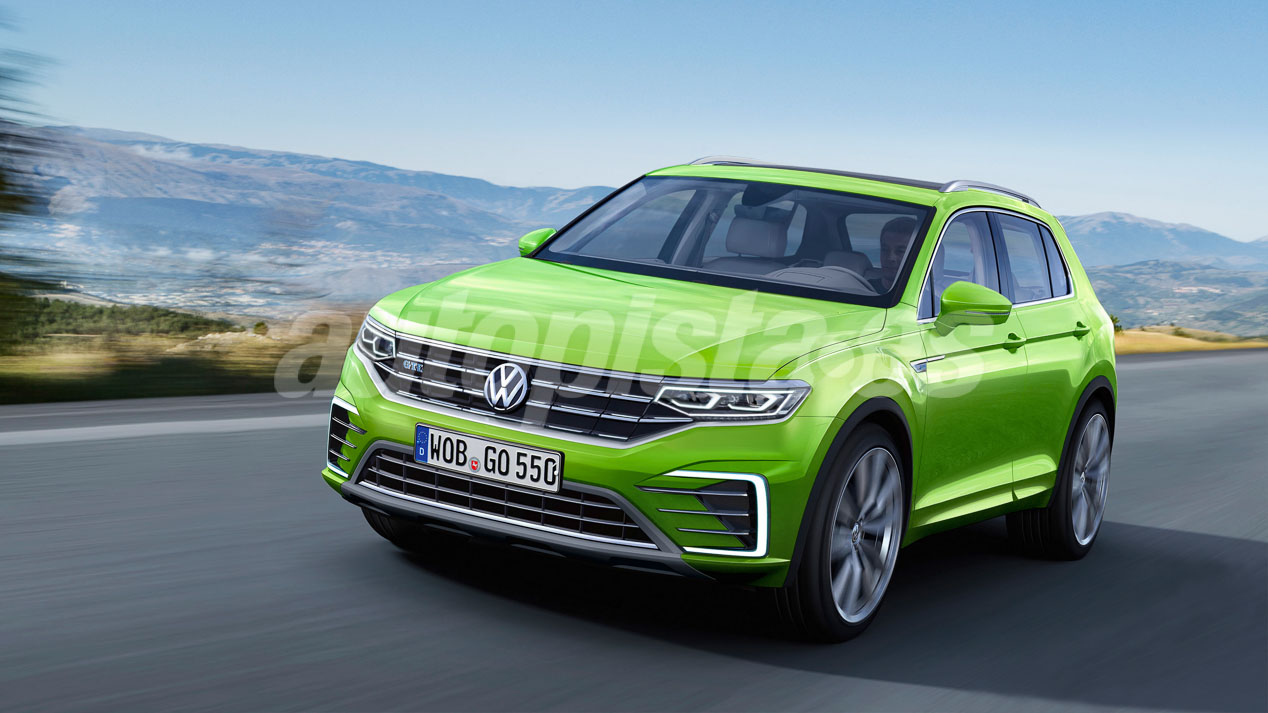 VW Golf SUV