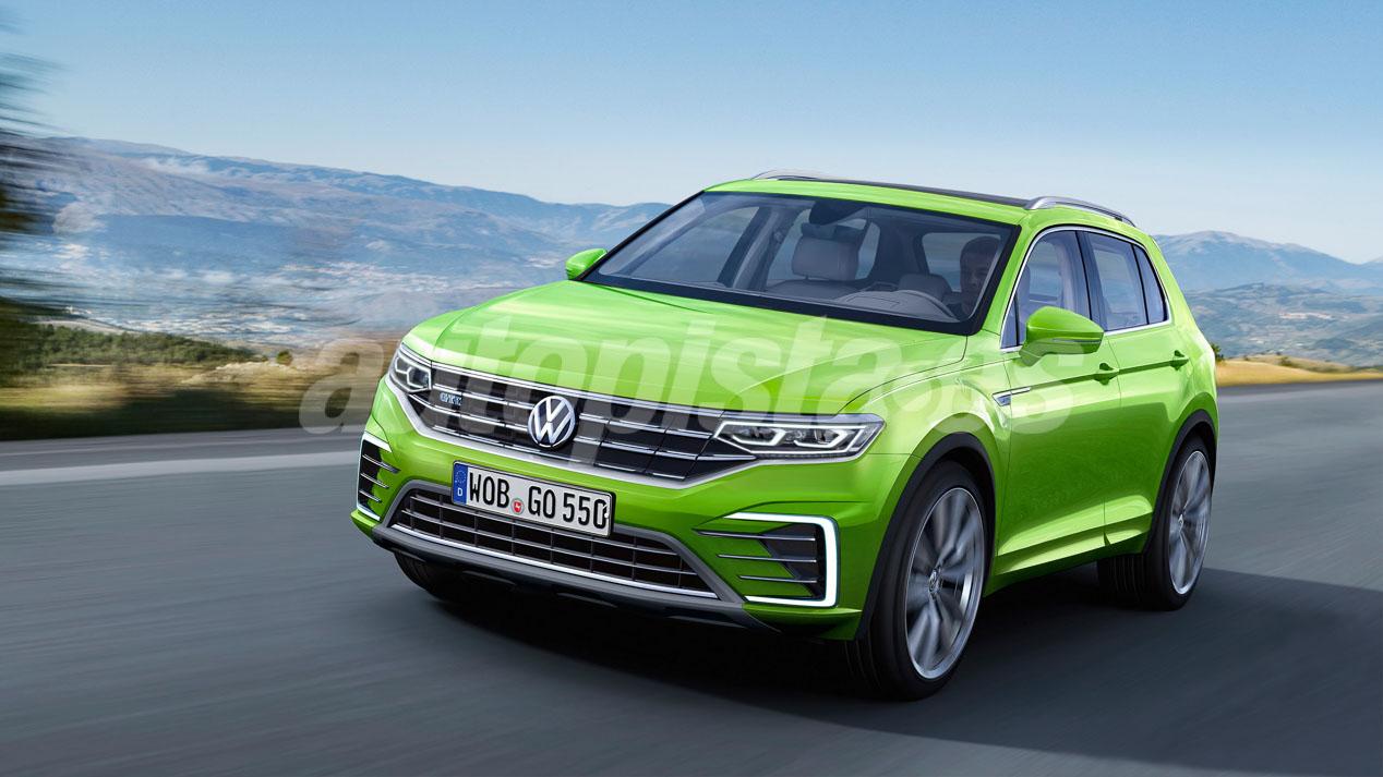 Vw Suv Polo >> Volkswagen Golf VIII: así será el compacto en 2018 | Novedades | Autopista.es