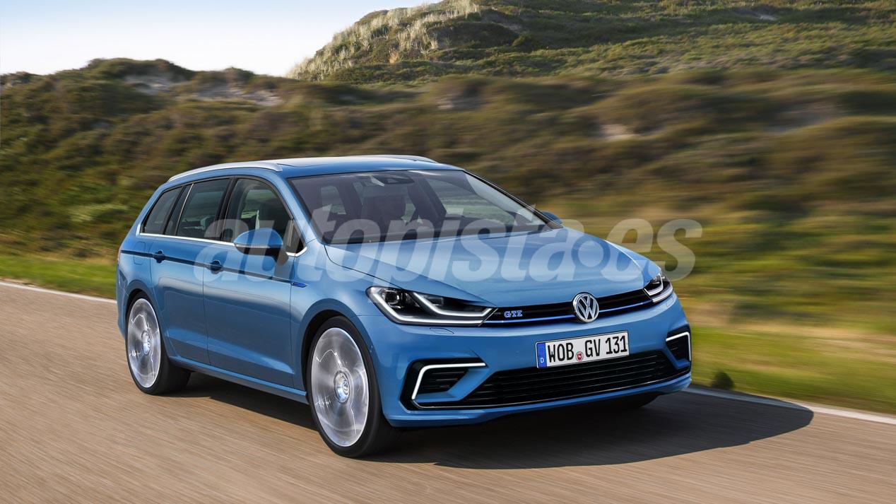 Así será el futuro Volkswagen Golf VIII
