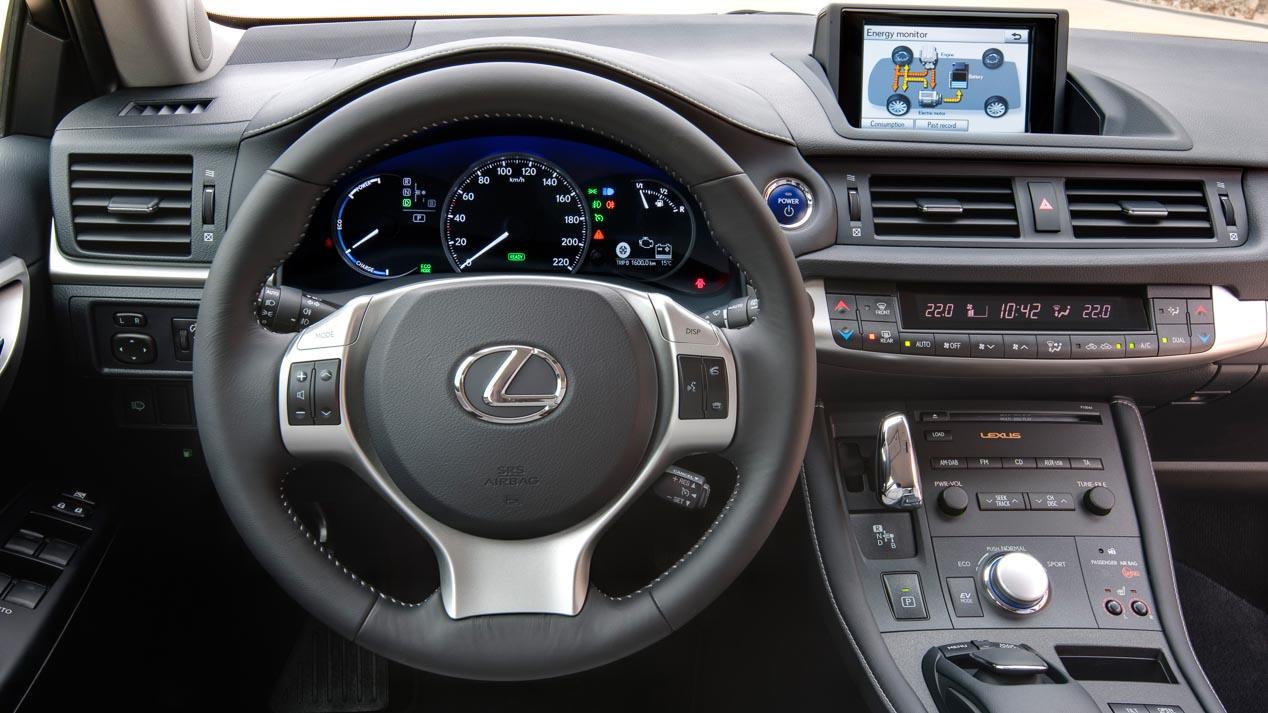 Galer 237 A Lexus Ct 200h Compacto Hibrido Imagenes Autopista