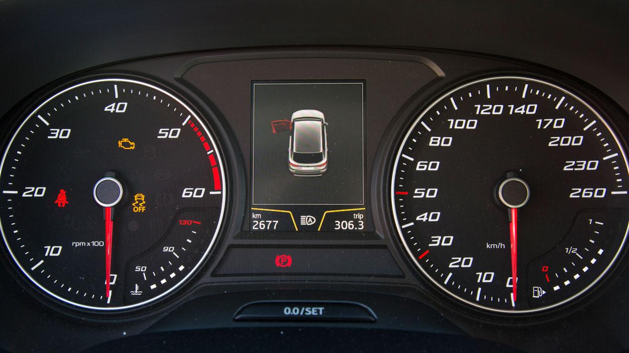 Así se comporta el Seat Ateca 2.0 TDI 150 CV 4Drive