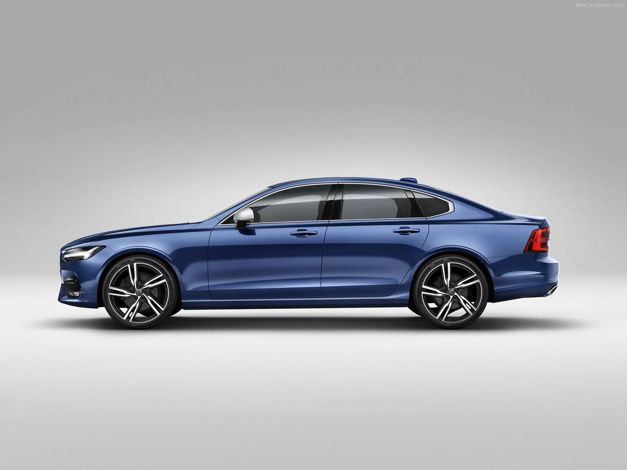 Volvo S90/V90 R-Design