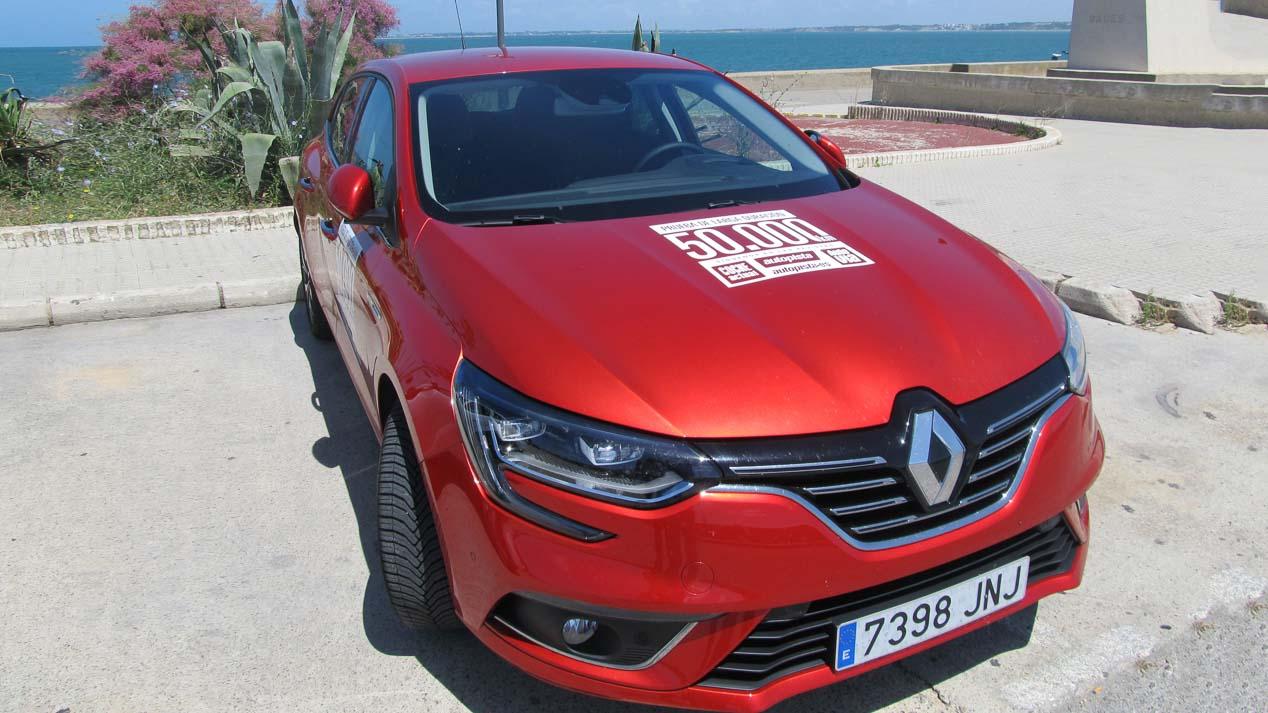 Prueba de larga duración al Renault Mégane: primeros 10.000 km