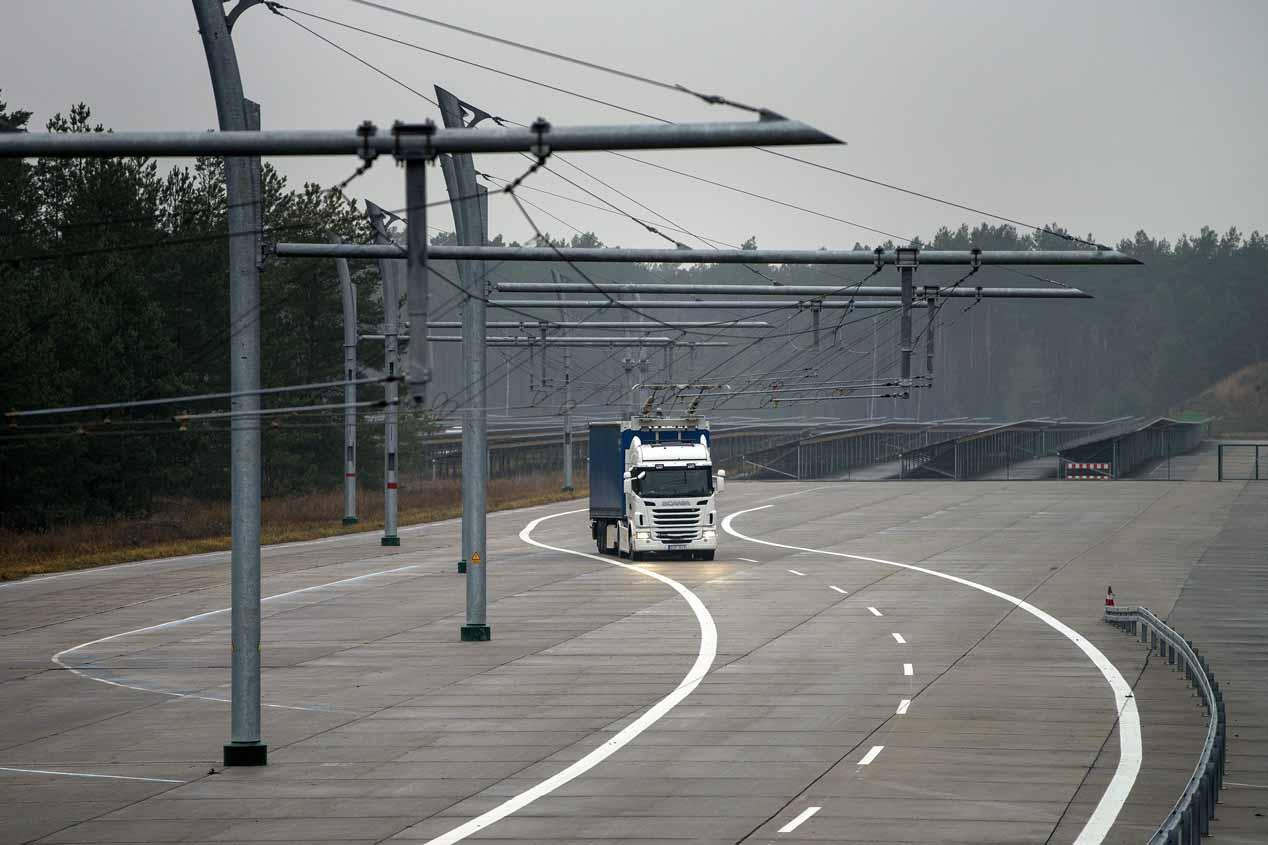 Llegan las autopistas eléctricas