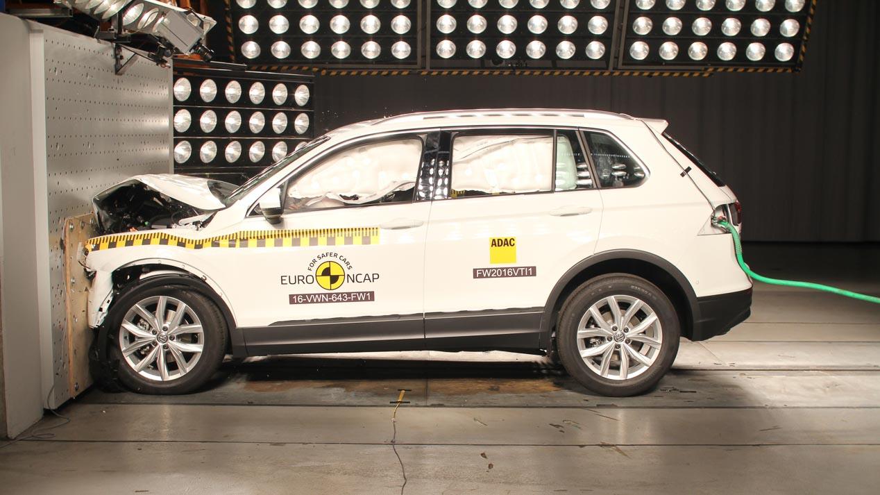 Nuevos cinco estrellas EuroNCAP: Alfa Giulia, Seat Ateca y Volkswagen Tiguan