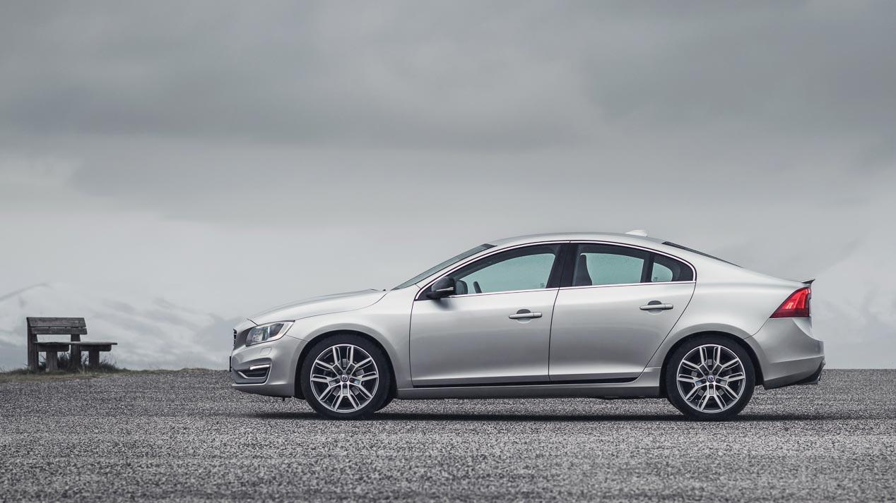 Los futuros Volvo S60 y V60 frente a los modelos actuales