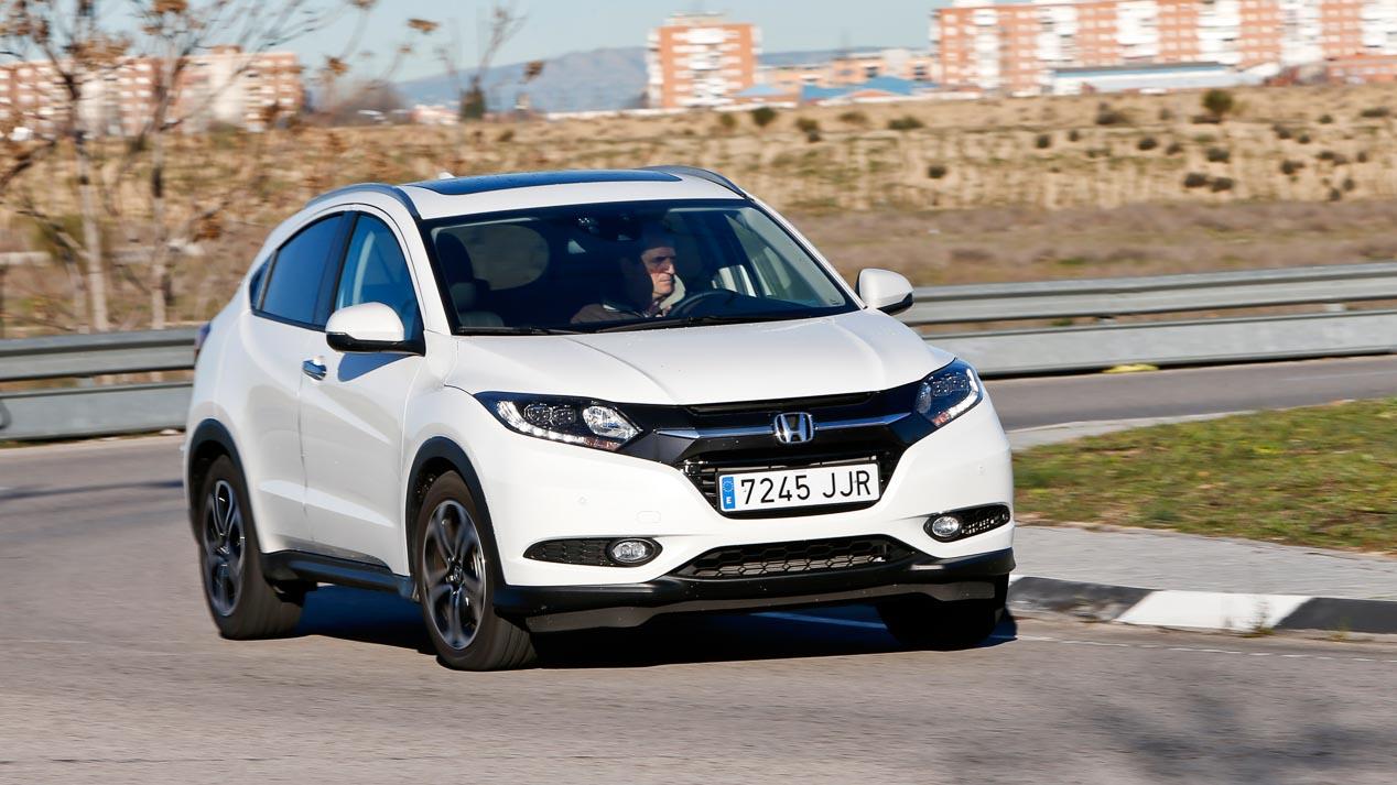 Honda HR-V 1.6 i-DTEC, Skoda Yeti Outdoor 2.0 TDI y Suzuki Vitara 1.6 DDiS