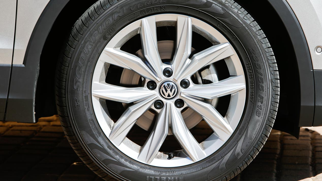 Volkswagen Tiguan 2.0 TDI 150 CV: primeras impresiones