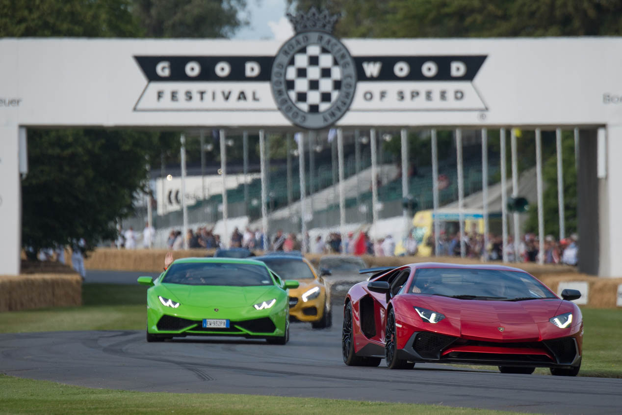 Festival de Velocidad de Goodwood 2016