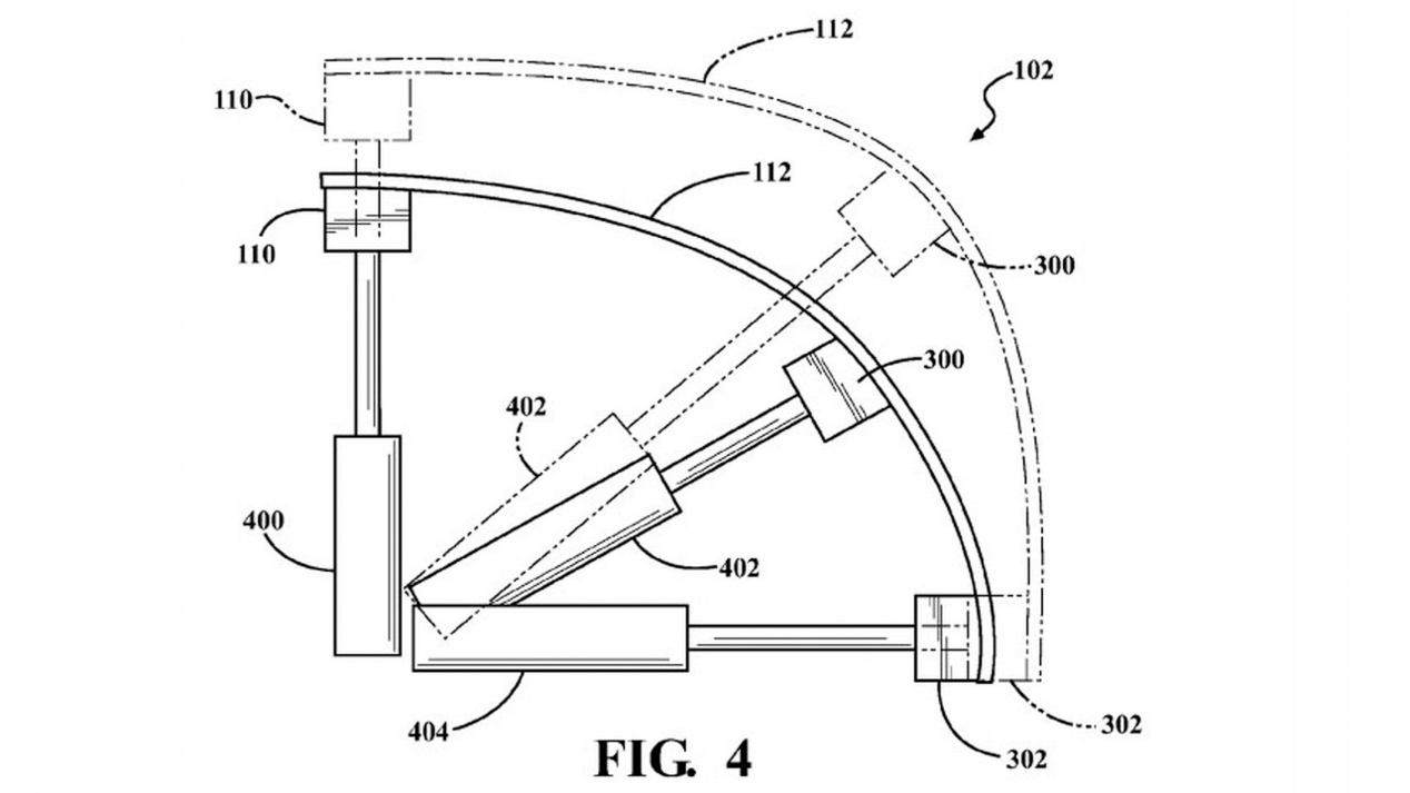 Patente de Toyota sobre un coche volador