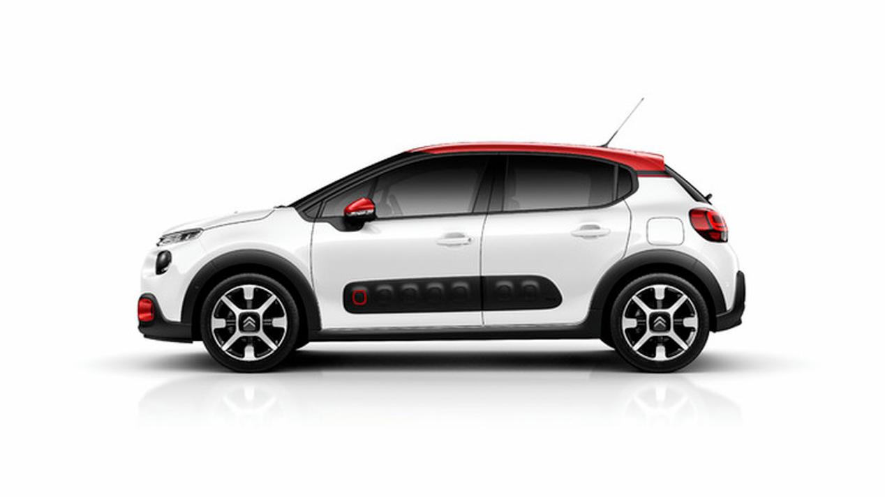 Filtradas las primeras fotos del nuevo Citroën C3