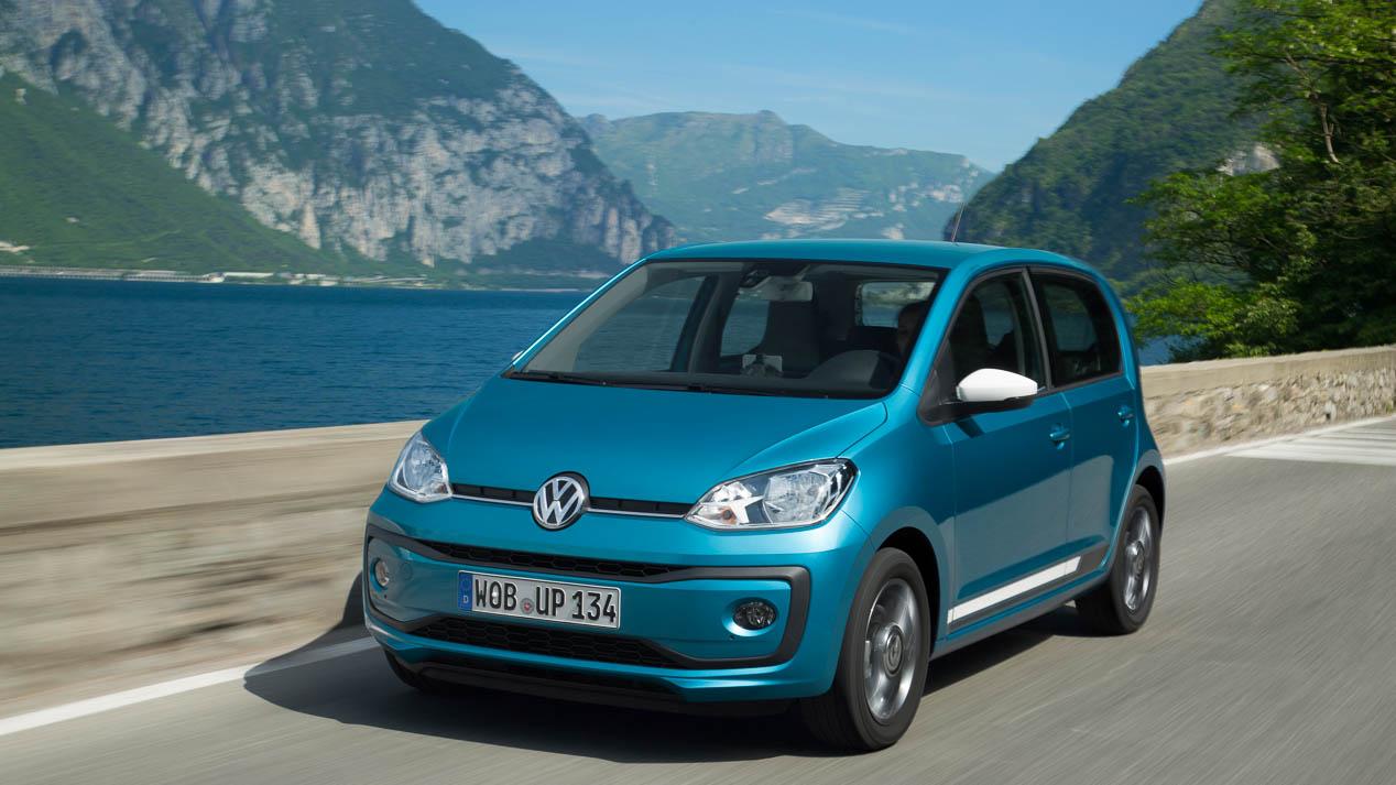 Volkswagen up! 2016, el coche urbano se renueva