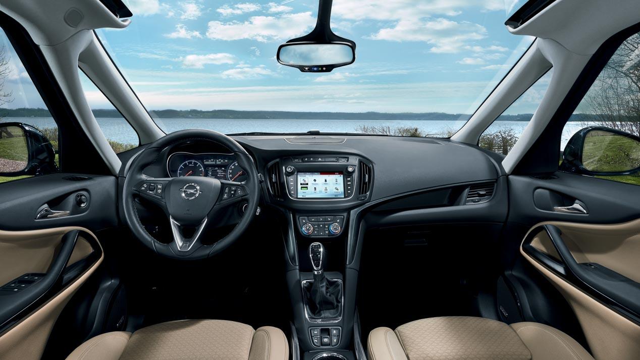 Probamos el nuevo Opel Zafira
