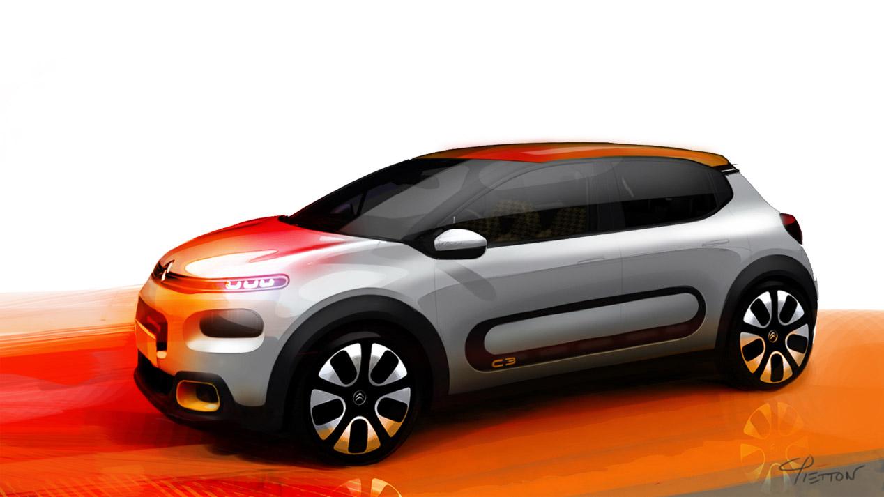 Nuevo Citroën C3: nacido para romper esquemas