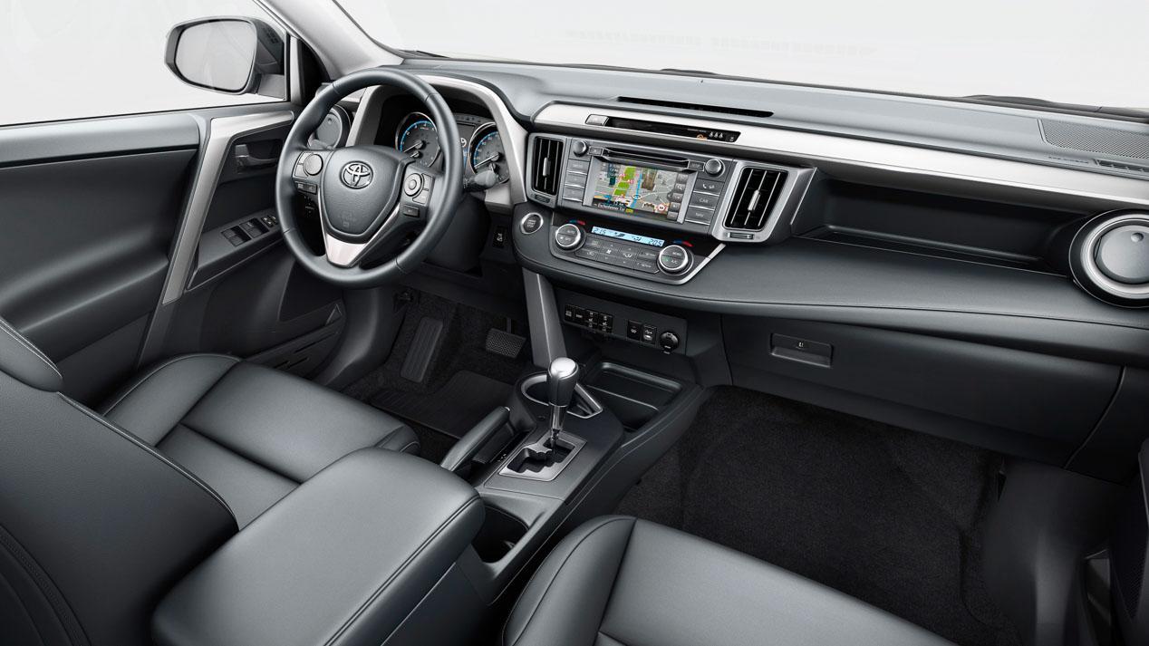 Toyota Rav4 Model Year 2017