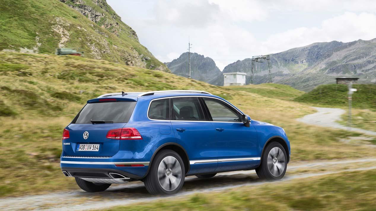El Volkswagen Touareg presenta su nueva versión Executive Edition