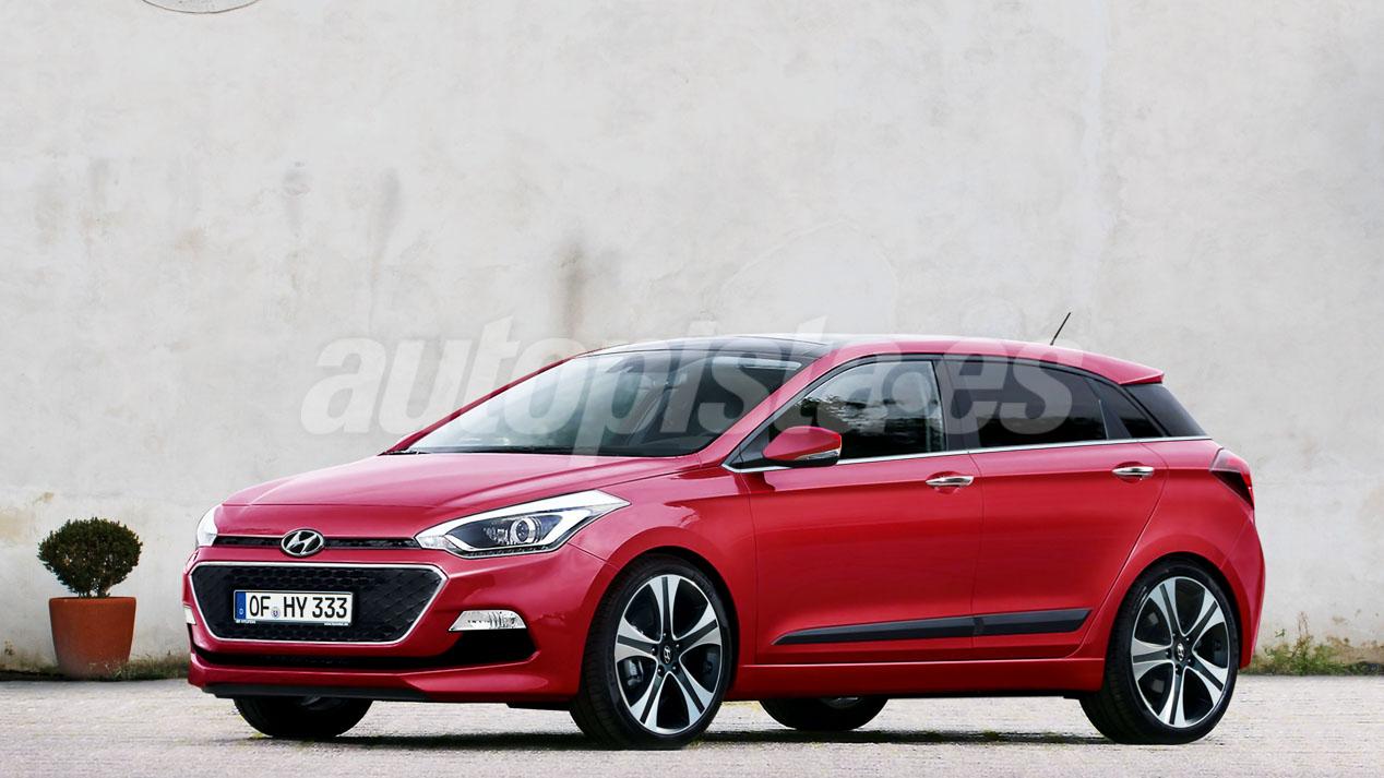 Hyundai Of El Paso >> Los mejores coches compactos que llegarán hasta 2019 | Novedades | Autopista.es