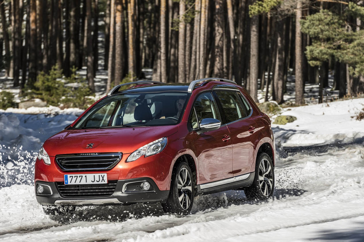 Peugeot SUV Trophy