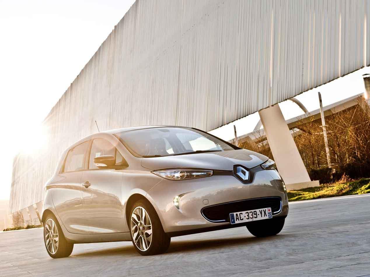Los coches eléctricos más vendidos en la primera mitad del año