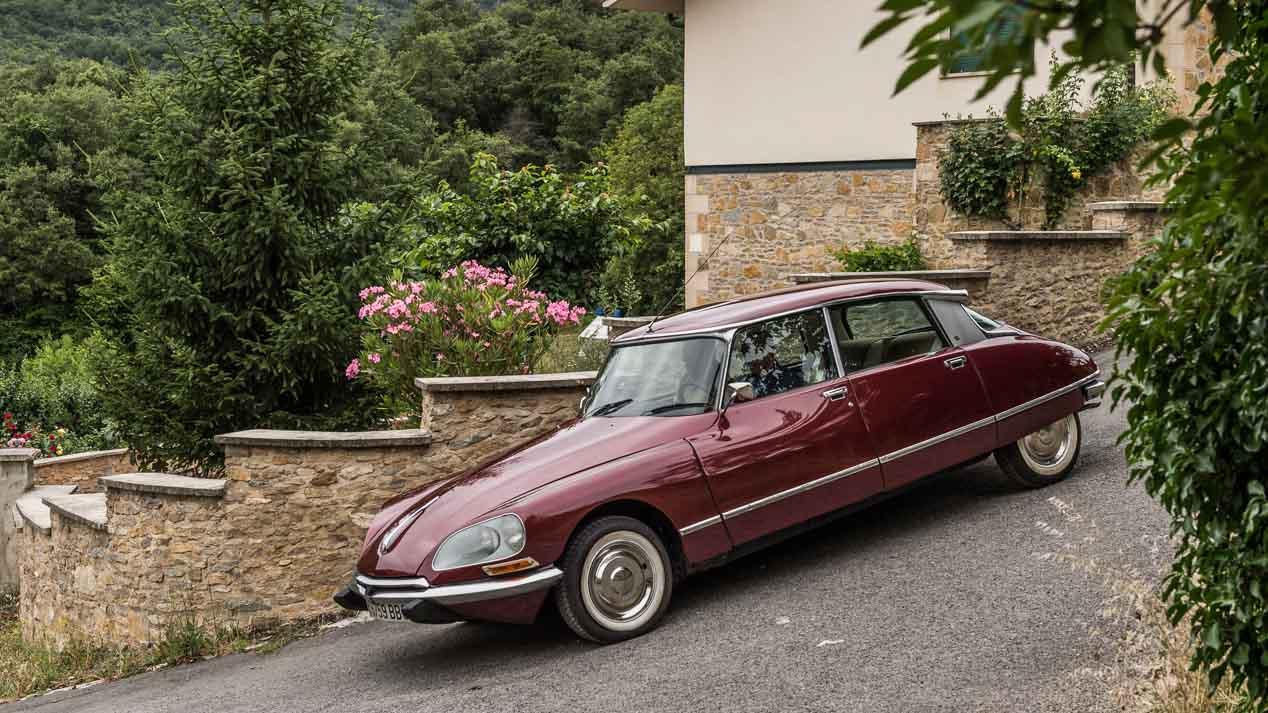 Citroën Ds Un Coche Clásico Entre Los Clásicos Autopistaes