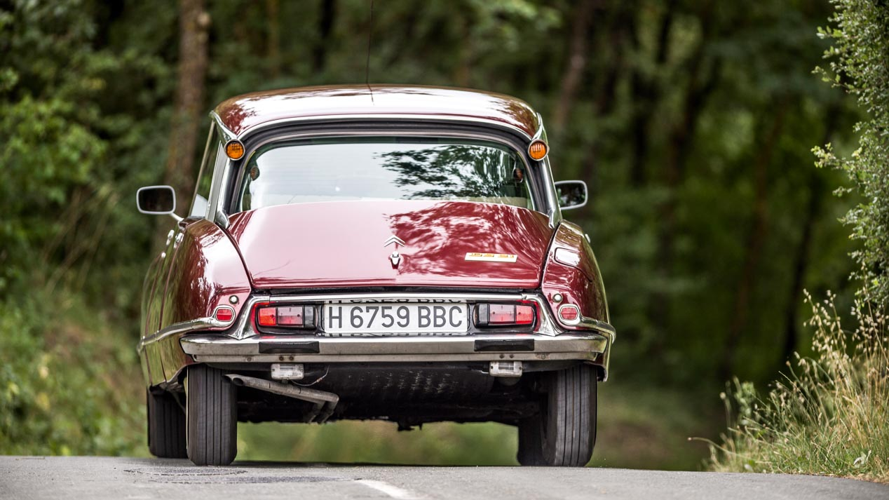 Citroën DS: un coche clásico entre los clásicos