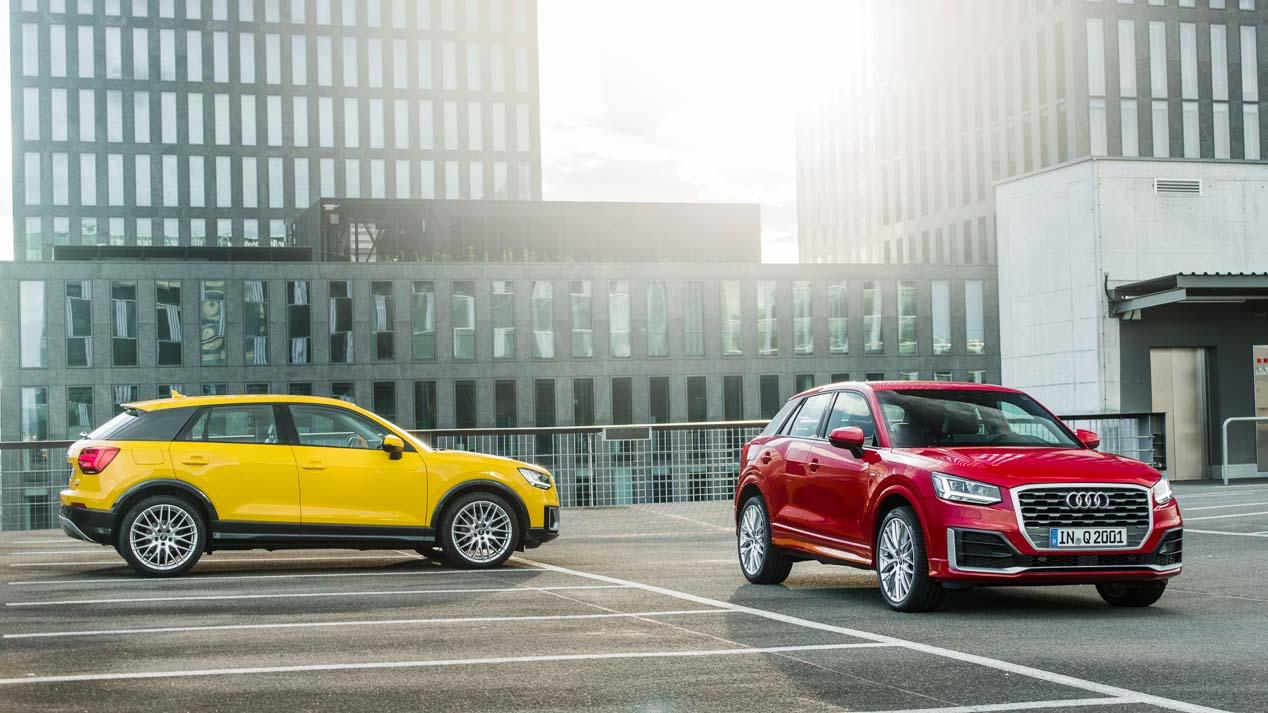 Audi Q2, conducimos el nuevo pequeño SUV premium